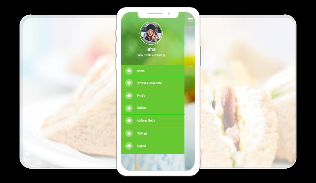online food ordering platform